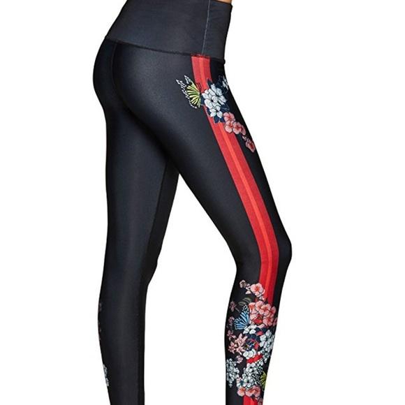 2903e5233b RBX Pants | Active Printed Full Length Workout Leggings | Poshmark